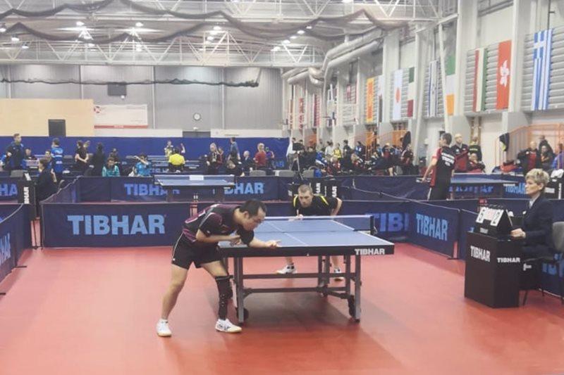 港隊於ITTF波蘭殘疾人乒乓球公開賽2020單打賽事勇奪一銀一銅