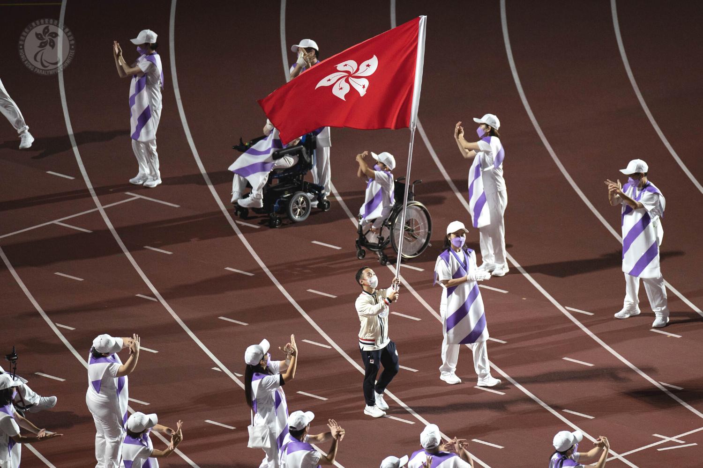 東京2020殘疾人奧運會閉幕  港隊創下2銀3銅佳績