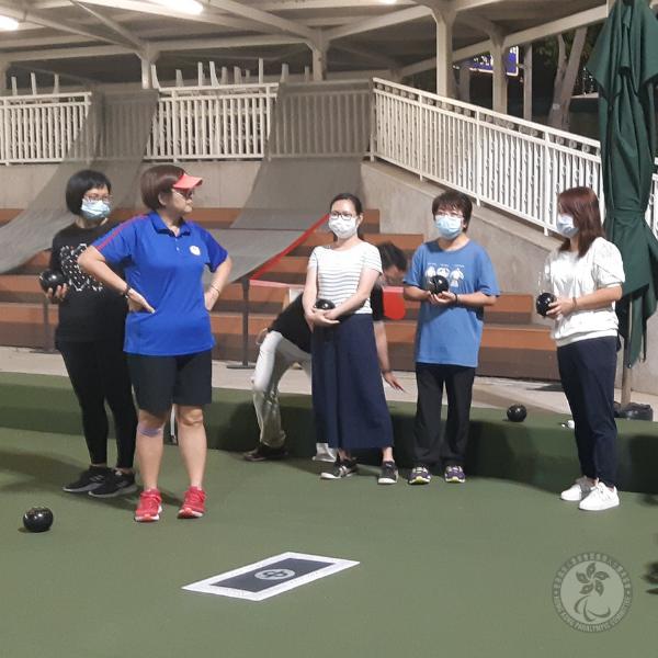 基礎殘疾人運動教練課程順利舉行